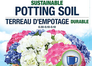 Sustainable Potting Soil Mix
