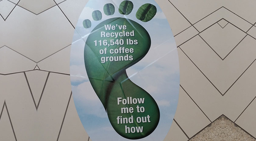 Reduce Your Carbon Footprint Image